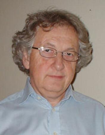Professor Halvor Bjørnsrud. (Foto: HiVe)