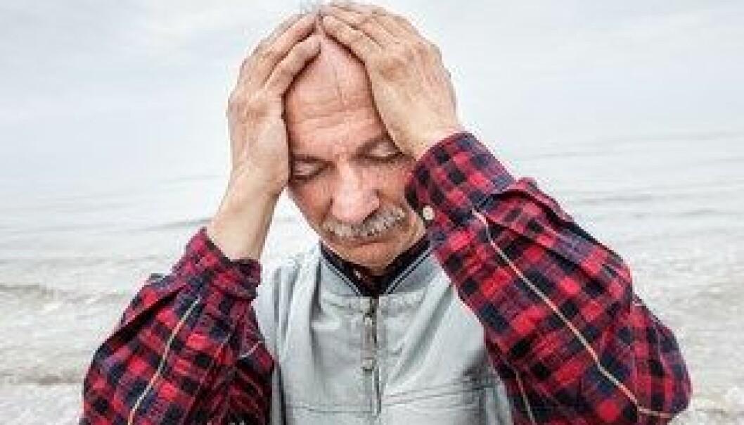 Oppleves hodepine likt over hele verden? Colourbox