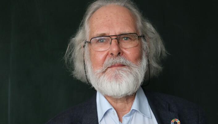 Professor Nils Chr. Stenseth er internasjonalt kjent for sin forskning på hvordan sykdommen pest sprer seg.