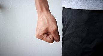 Vold må inn i forskning om menn