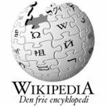 "Wikipedias logo (Bilde: Nohat/Wikipedia/Wikimedia Creative Commons"")"