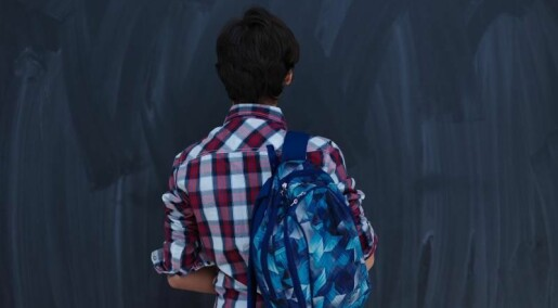 Skolen kollapser for unge som har opplevd krig