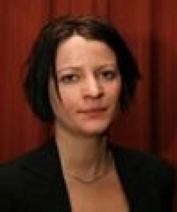 Jill Loga ved Senter for forskning på sivilsamfunn og frivillig sektor. Foto: ISF