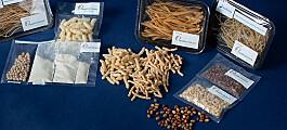 Forskerne forsyner matprodusenter med kunnskap om ny mat av planter