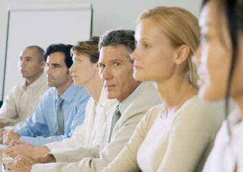 Lederteam som har medlemmer med sterke personlighetstrekk, har vanskelig for å endre seg. (Foto: Colourbox)