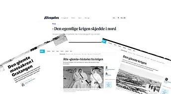 – Det finnes ikke en offisiell norsk fortelling om andre verdenskrig