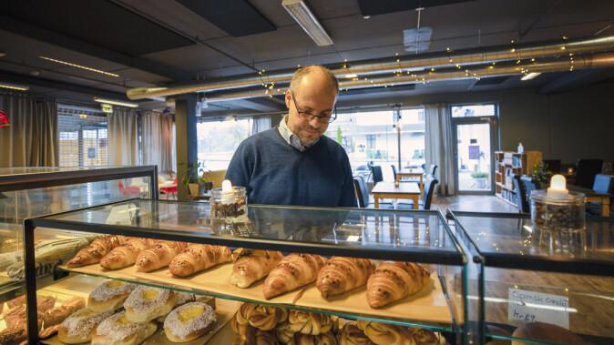 I forskningen sin ser Erik Fooladi på smaksopplevelser på tre ulike måter.