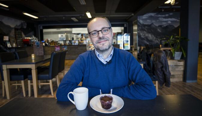 – Å smake på nye ting trenger ikke være en plikt, sier forsker Erik Fooladi.