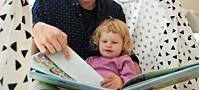 Bøker der barnets navn er satt inn, blir ofte favorittboken