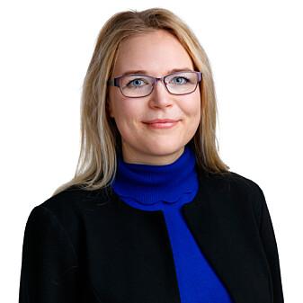 Professor Natalia Kucirkova ved Læringsmiljøsenteret på Universitetet i Stavanger.