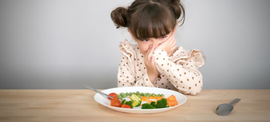 Derfor bør du snakke med barna om maten