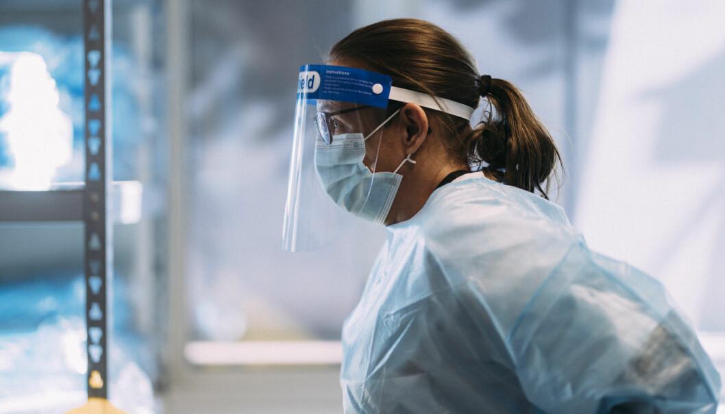 Aldringen av befolkningen vil gi økt etterspørsel etter sykepleiere og helsefagarbeidere.
