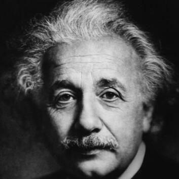 Albert Einstein. (Foto: Wikimedia Commons)