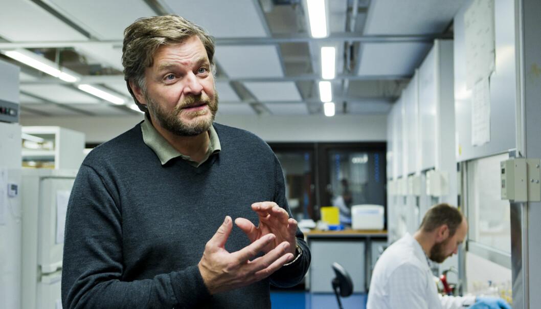 Steinar Madsen i Legemiddelverket 90 prosent beskyttelsesgrad er et godt resultat.
