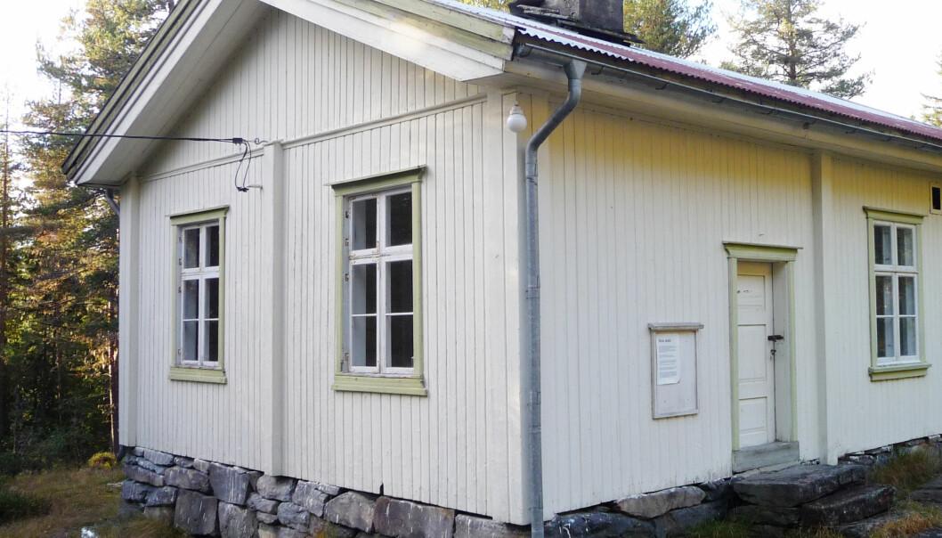 Glemte skolehus samler bygder