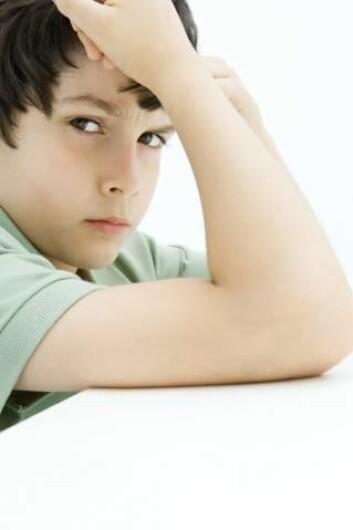 Barn med ADHD-diagnose har ikke selv tatt valget om å ta medisiner. Derfor er det ekstra viktig at vi lytter til deres erfaringer. (Illustrasjonsfoto: www.colourbox.no)