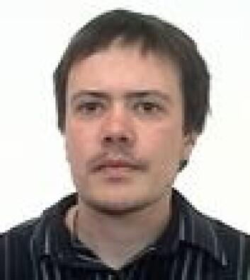 Adrian Werner. (Foto: SINTEF)