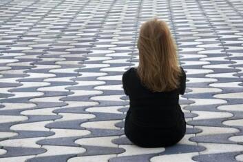 Det oppstår rundt 20 nye tilfeller av psykose per 100 000 innbyggere i Norge. årlig De mest utsatte er personer opp til 30 års alder. (Illustrasjonsfoto: Colourbox)