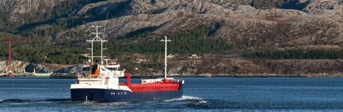 Men nye, lydløse materialer kan bråket på båten bli mindre. (Foto: Colourbox)