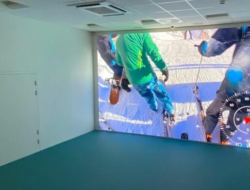 Mer teknologi i idretten!
