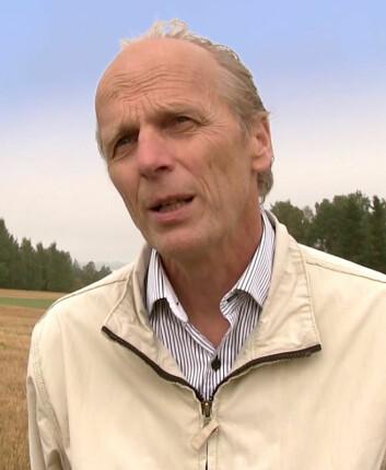 Lars Bakken, Norges miljø- og biovitenskapelige universitet. (Foto: Arnfinn Christensen, forskning.no)