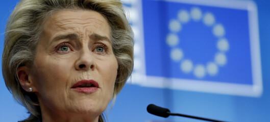 EU inngår avtale om 300 millioner doser av Pfizer-vaksine