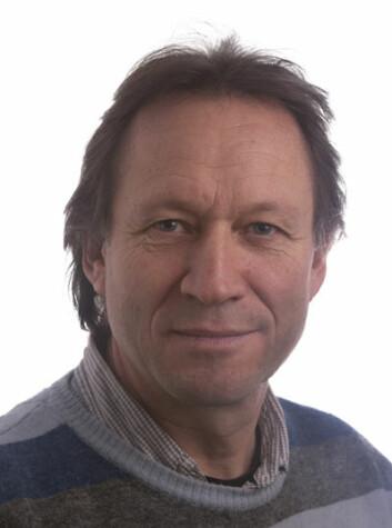 Forsker Markus Londholm sier det er viktig å hindre at sebramuslingen spres til norske vann.