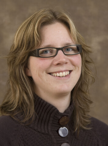 Gunnhild Søgaard. (Foto: Lars Sandved Dalen, Skog og landskap)