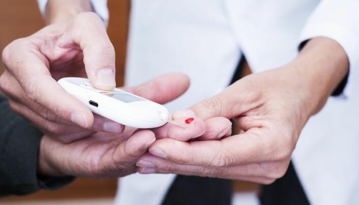 Ny test kan avsløre diabetes