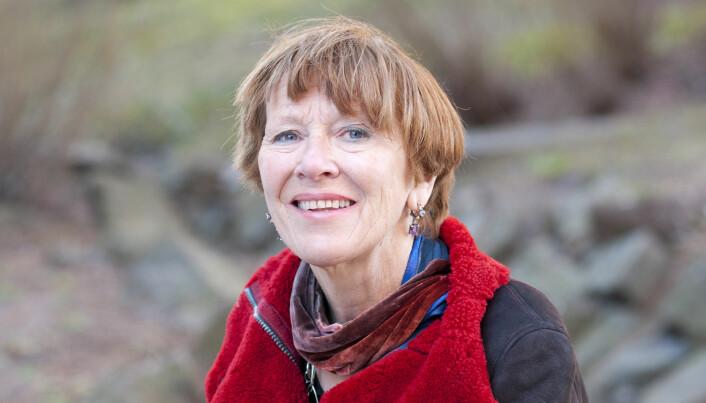 – Menneskekroppen er skapt for bevegelse, og det vi ikke bruker, det mister vi, sier Astrid Bergland.