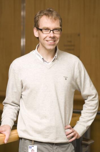Egil Lien (Foto: UMass)