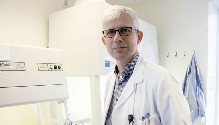 Virolog Andreas Christensen mener fortsatt virusspredning blant mink ville økt risikoen for nye og farlige mutasjoner.