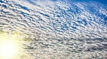 Om isen i skyene smelter for mye, kan det bli enda varmere