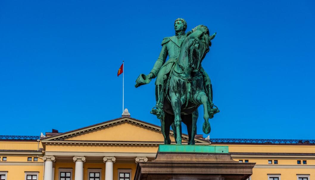 Kong Karl Johan av Noreg og Sverige dreiv i starten ei form for statleg sensur tross grunnlova frå 1814 som gav nordmenn lovfesta rett til trykkefridom.