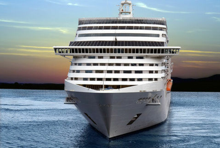 Skip kan i dag være enorme. Men er det en øvre grense for hvor store de kan bli, spør en leser. (Foto: Colourbox)