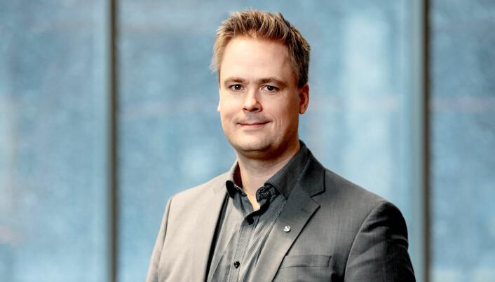 – Det er ikke bærekraftig å finansiere nordmenns økende forbruk med kjapp og usikret kreditt, sier Endre Jo Reite.
