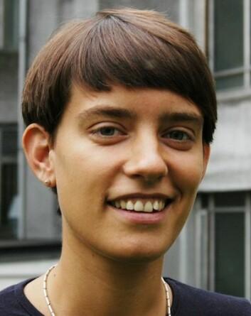 Katharina Wolff. (Foto: UiB)