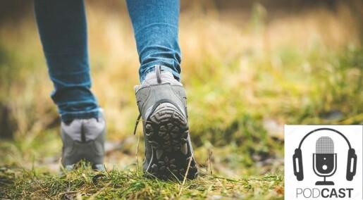 Jenter med norskfødte foreldre går tur i skogen, mens jenter med innvandrerbakgrunn går tur i byen