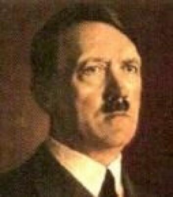 """""""En blind hulebille er oppkalt etter Adolf Hitler."""""""