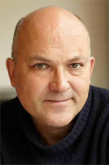 Kjell Lars Berge. (Foto: Annica Thomsson)
