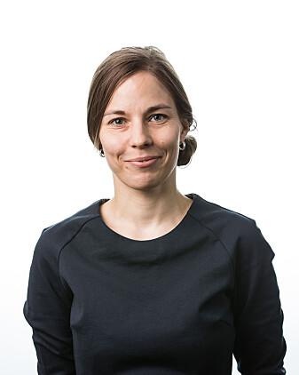 Kristin Kornelia Utne, leder for Yngre legers forening, synes det er bekymringsfullt at det har blitt vanskeligere for leger med minoritetsbakgrunn å få jobb etter at de er ferdige.