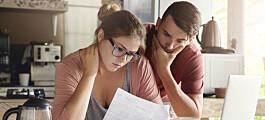 Norske husholdninger ligger i verdenstoppen i privat gjeld