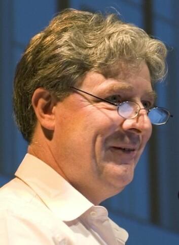 Svein Larsen. (Foto: UiB)