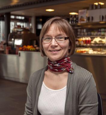 Nanna Lien. (Foto: Gunnar F. Lothe, UiO)