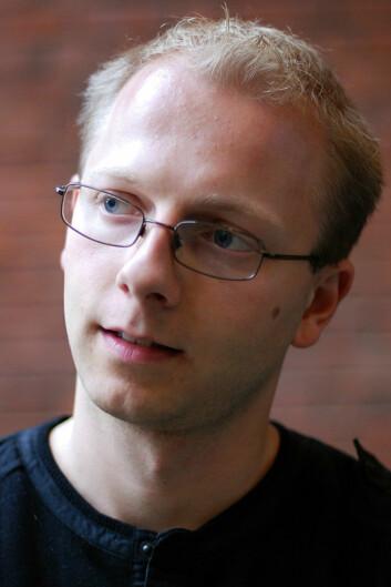 Bjørn Hallvard Samset tror forskernes resultat vil få stor betydning for fremtidens kvantedatamaskiner. (Foto: Universitetet i Oslo)