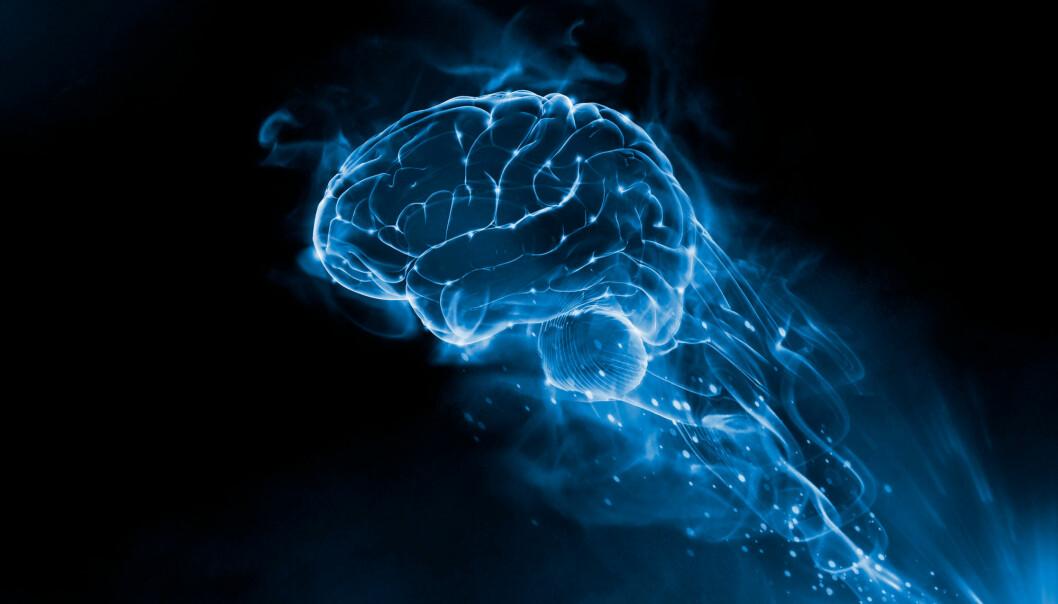 – Auka mjølkesyrenivå i hjernen er eit teikn på at noko er gale, seier Alena Hadzic.