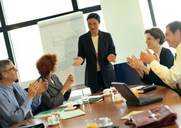 Finnes det en egen norsk modell for ledelse? Ny studie gir svar. (Illustrasjonsfoto: www.colourbox.no)