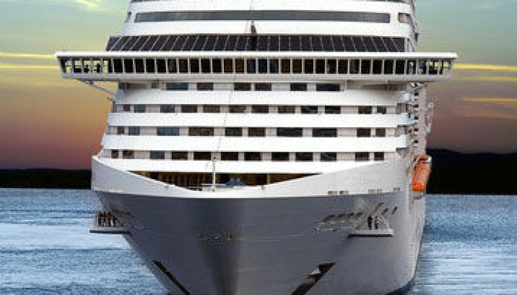 Hvor store skip kan man bygge?