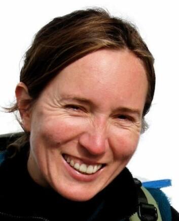 Katrine Borgå. (Foto: Niva)