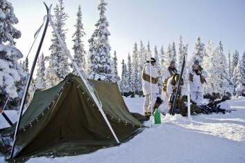 Britiske soldater trener fortsatt i Norge, noe de har gjort i generasjoner. (Foto: Forsvarets mediesenter)